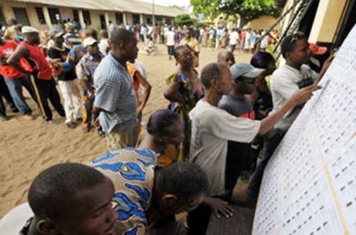 Article : Le paradoxe togolais