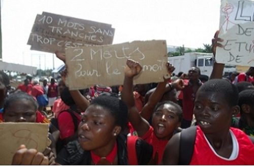Article : Vie d'étudiant togolais…