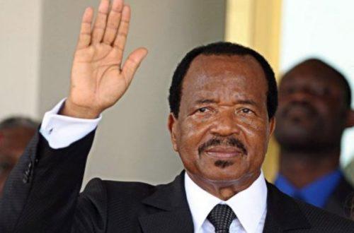 Article : Des 33 ans de pouvoir de Paul Biya