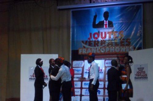 Article : Joutes verbales francophones en toute liberté à Lomé